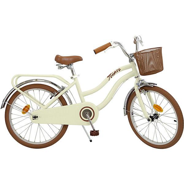 Fahrrad 20 Zoll Classic Beige Toimsa Bikes Mytoys