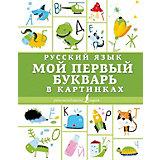"""Мой первый букварь в картинках """"Русский язык"""""""