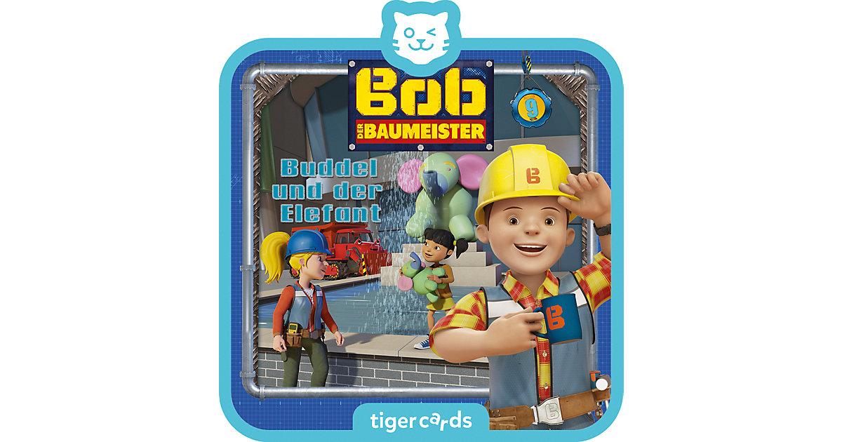 tigercard - Bob der Baumeister - Buddel der Elefant Hörbuch