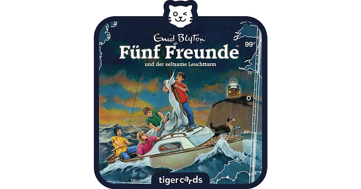 tigercard - Fünf Freunde - und der seltsame Leuchtturm Hörbuch