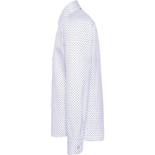 Рубашка GIAMO - белый от Giamo