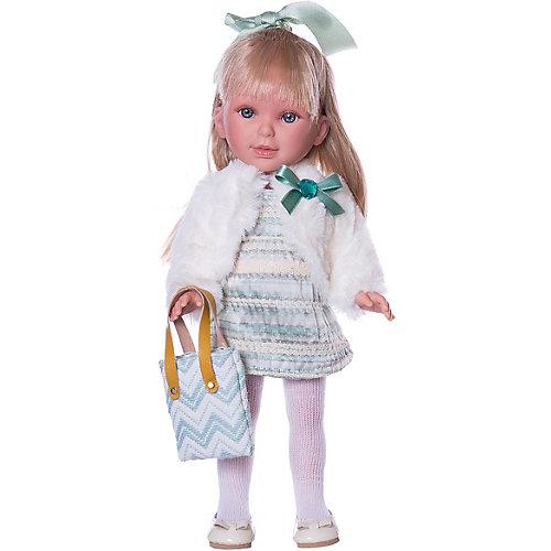 Кукла Vestida de Azul Pre-Spring Паулина, блондинка с челкой от Vestida de Azul