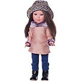 Кукла Vestida de Azul Pre-spring Паулина, брюнетка с челкой