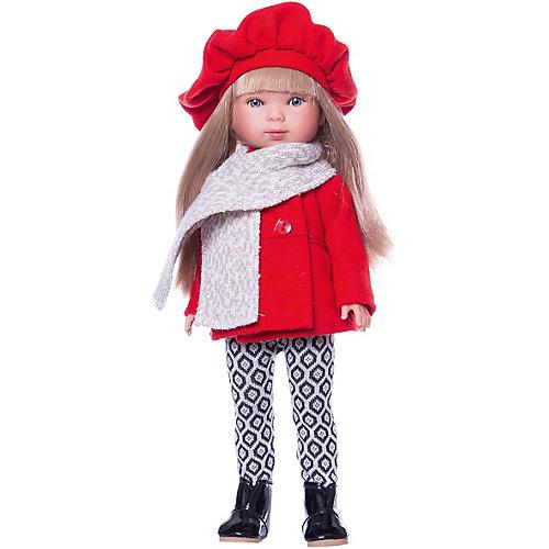 Кукла Vestida de Azul Pre-fall Карлота, блондинка с челкой от Vestida de Azul