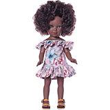 """Кукла Vestida de Azul """"Круизная коллекция"""" Паулина, африканка"""