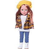 Кукла Vestida de Azul Pre-spring Паулина, рыжеволосая