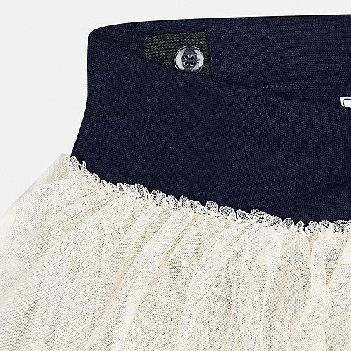 Комплект Mayoral: свитшот и юбка - экрю от Mayoral