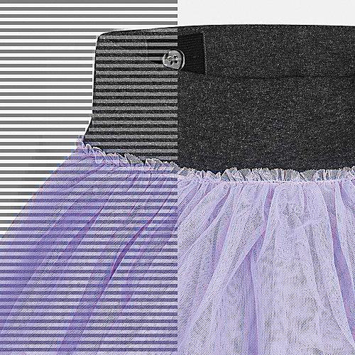 Комплект Mayoral: свитшот и юбка - светло-розовый от Mayoral