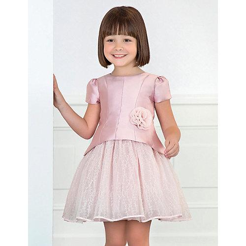 Нарядное платье Abel & Lula - блекло-розовый от Abel&Lula