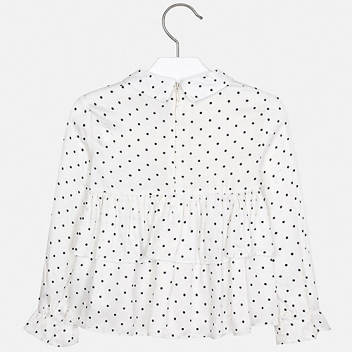 Блузка Mayoral - белый от Mayoral
