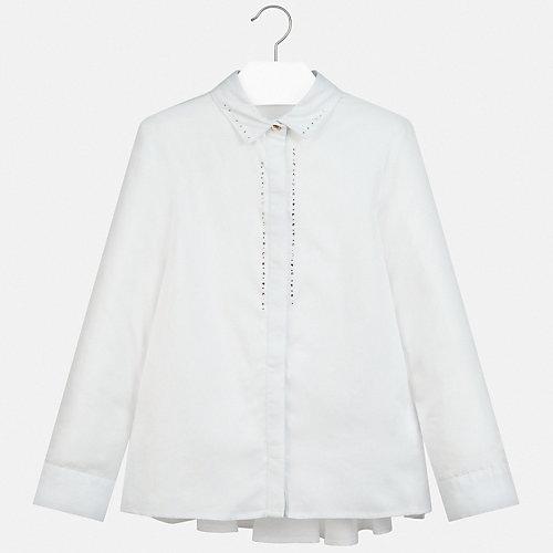 Блузка Mayoral - грязно-белый от Mayoral