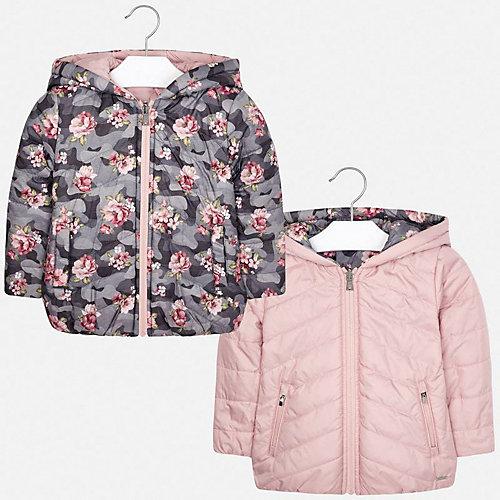Демисезонная куртка Mayoral - светло-розовый от Mayoral