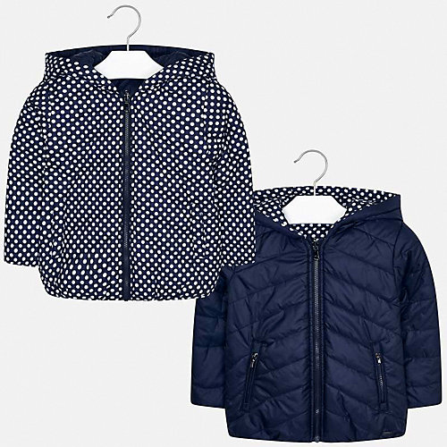 Демисезонная куртка Mayoral - темно-синий от Mayoral