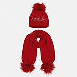 Комплект: шапка и шарф Mayoral