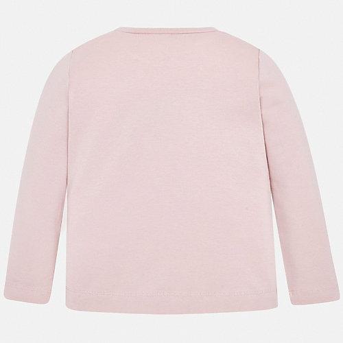 Лонгслив Mayoral - светло-розовый от Mayoral