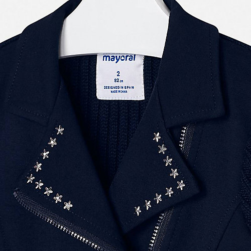 Жакет Mayoral - темно-синий от Mayoral