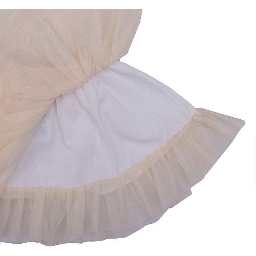Комплект Mayoral: лонгслив и юбка - экрю от Mayoral