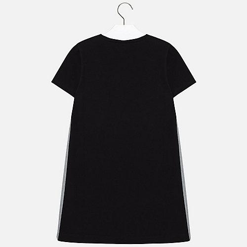 Платье Mayoral - черный от Mayoral