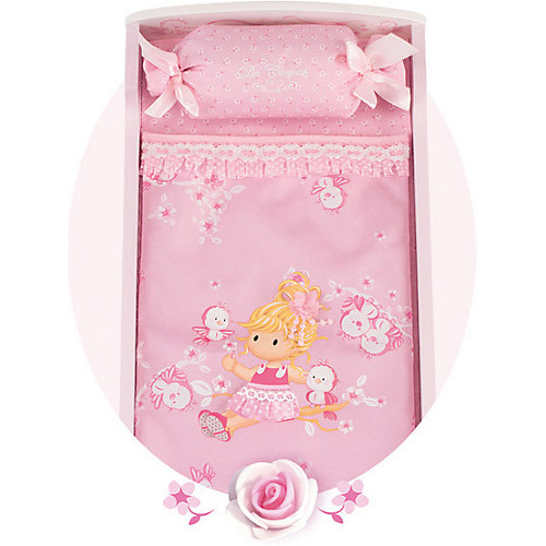 "Двухъярусная кроватка для кукол DeCuevas ""Мария"", 80 см от DeCuevas"