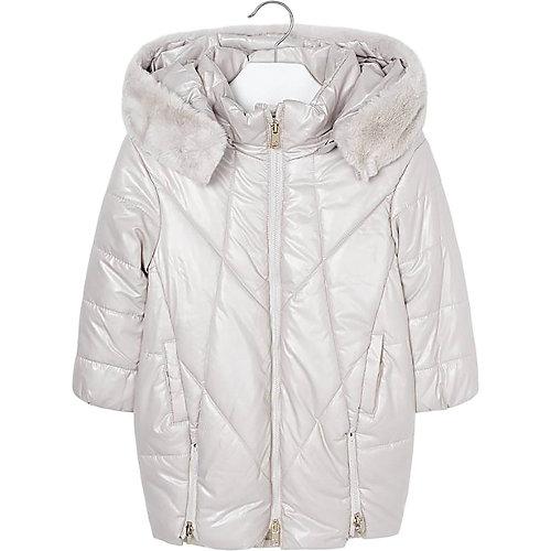 Демисезонная куртка Mayoral - бежевый от Mayoral