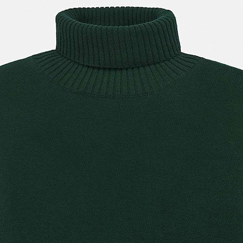 Водолазка Mayoral - темно-зеленый от Mayoral