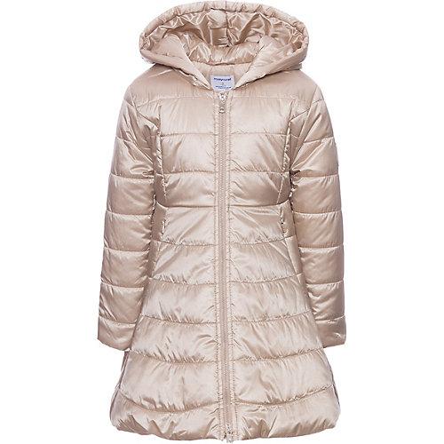 Демисезонная куртка Mayoral - золотой от Mayoral