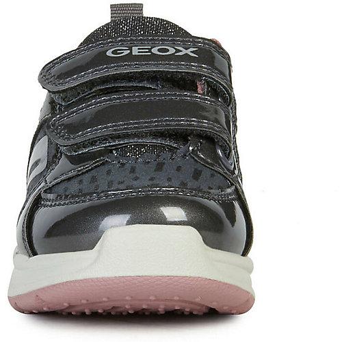Кроссовки Geox - темно-серый от GEOX