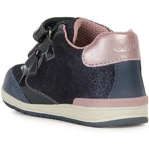 Кроссовки Geox - pink/blau от GEOX