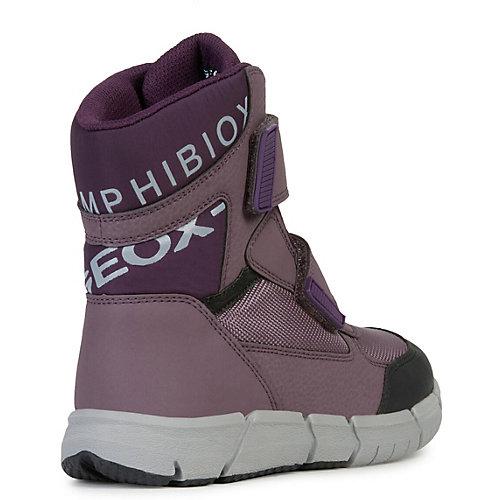 Ботинки Geox - лиловый от GEOX