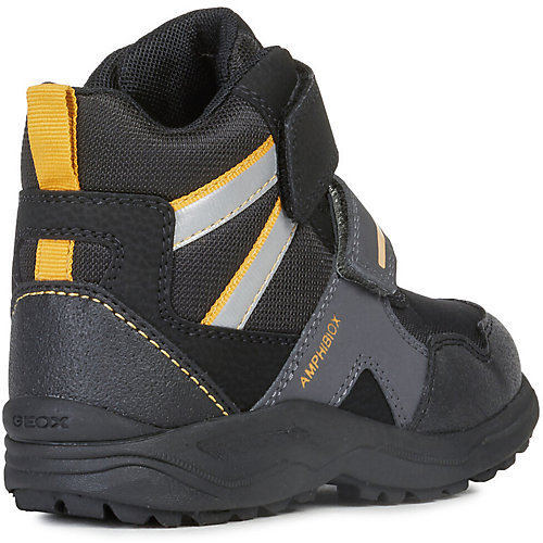 Утепленные Ботинки Geox - черный/желтый от GEOX