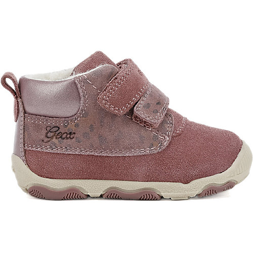Ботинки Geox - темно-розовый от GEOX