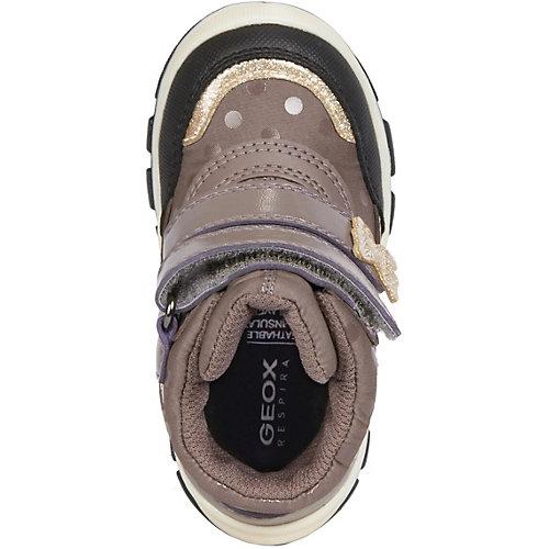 Утеплённые ботинки Geox - темно-серый от GEOX
