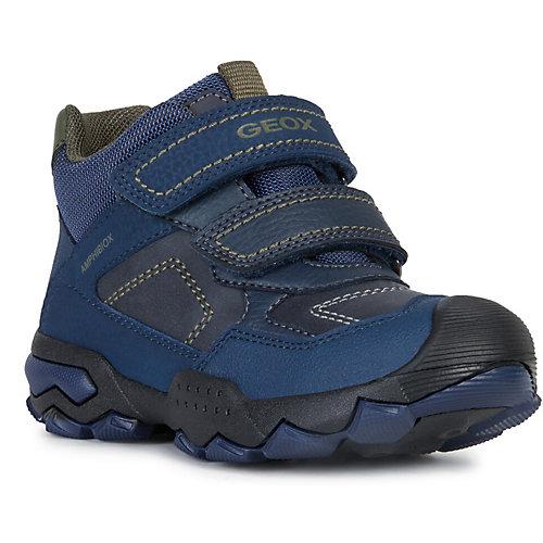 Ботинки Geox - синий/зеленый от GEOX