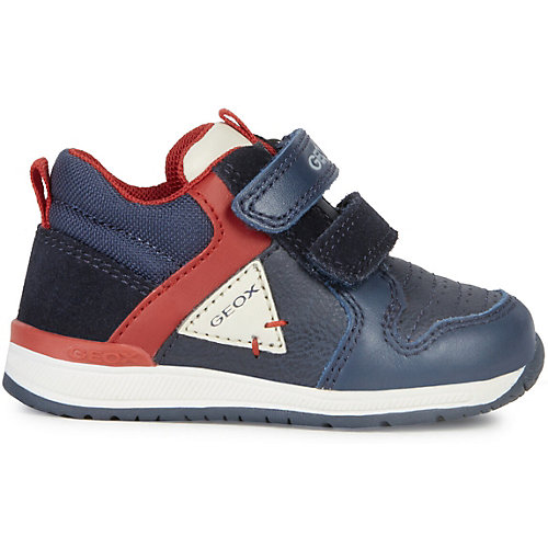 Кроссовки Geox - синий/красный от GEOX