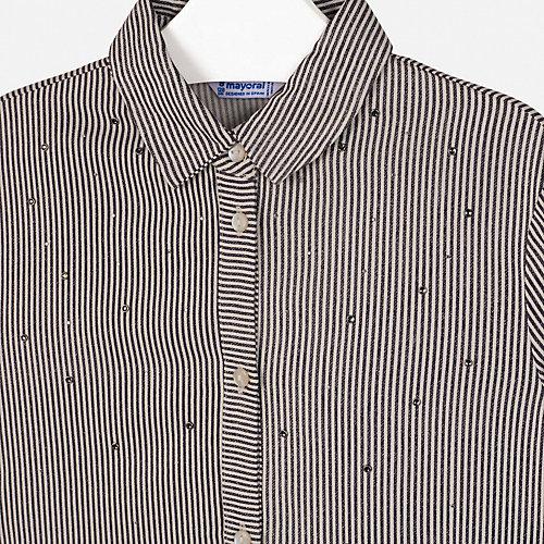 Блузка Mayoral - серый от Mayoral