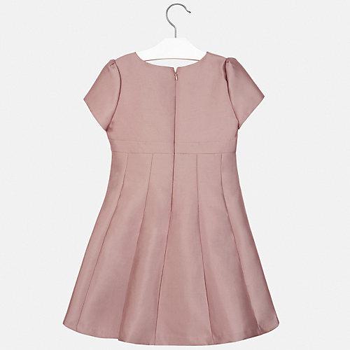 Нарядное платье Mayoral - светло-розовый от Mayoral