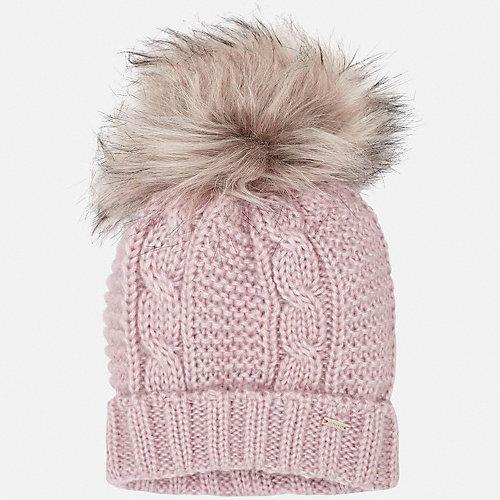 Шапка Mayoral - светло-розовый от Mayoral