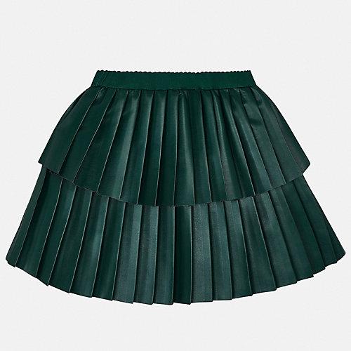 Юбка Mayoral - темно-зеленый от Mayoral