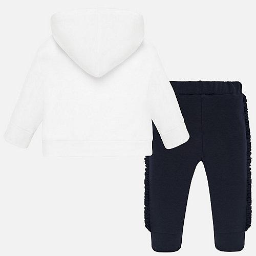 Комплект Mayoral: толстовка и брюки - темно-синий от Mayoral