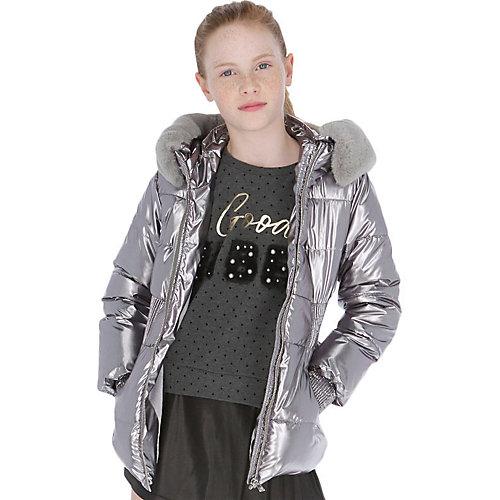 Демисезонная куртка Mayoral - серебряный от Mayoral