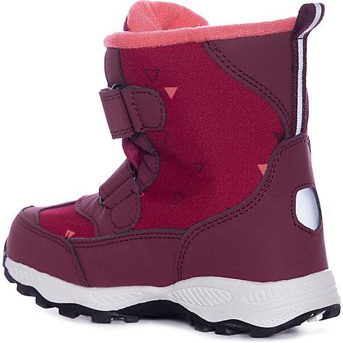 Утеплённые ботинки Color Kids Siguro - pink-kombi от COLOR KIDS