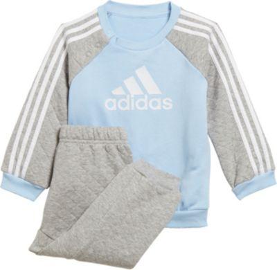 adidas performance Baby Winter Jogginganzug für Jungen grau