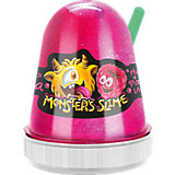 Слайм Monster Slime Ароматная Малина, 130 гр