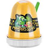 Слайм Monster Slime Сочный Ананас, 130 гр