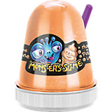 Слайм Monster Slime Мороженое крем-брюле, 130 гр
