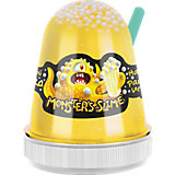 Слайм Monster Slime Газированный Лимонад, 130 гр