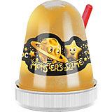 Слайм Monster Slime Золотой Космос, 130 гр