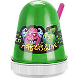 Слайм Monster Slime Сочное Яблоко, 130 гр
