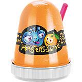 Слайм Monster Slime Яркий Апельсин, 130 гр
