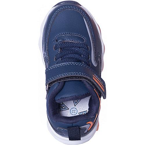 Кроссовки Mursu - синий/оранжевый от MURSU